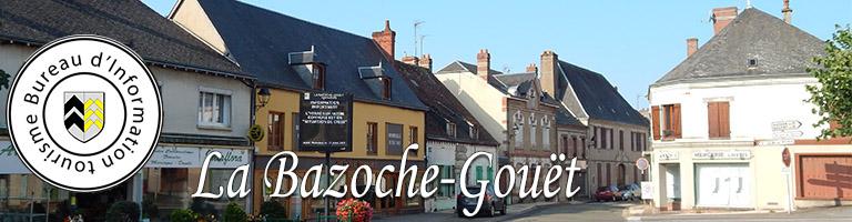 Bureau d'Information Tourisme de la Bazoche-Gouët